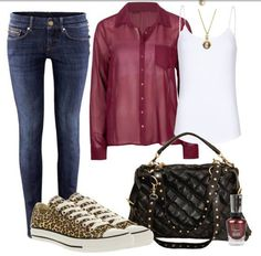 Love this outfit, especially the shoes!!