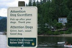 16 Hilarious Public Signs That Prove Canadians Don't Give Eh Fuck