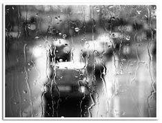 Saul Leiter, Christophe Jacrot and Nicholas Goodden Saul Leiter, Christophe Jacrot, New York School, Street Photography, Rain, Neon Signs, Image, Black, Fotografia