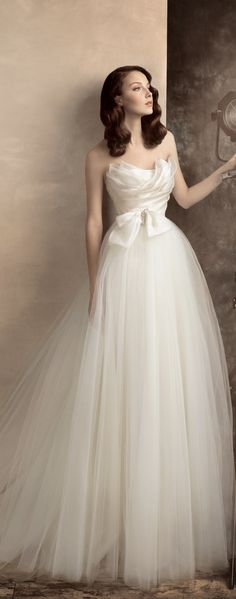 Scarlet Wedding Gown - Papilio Bridal Collection 2013