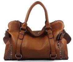 MyLux Handbag 120885 coffee