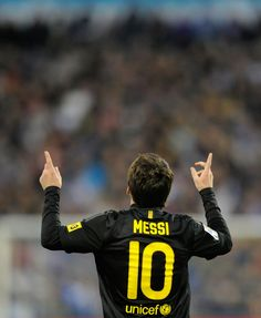 Lionel Messi - FC Barcelona Messi 10, Lionel Messi, History Of Soccer, Real Zaragoza, Leo, Sports Wall, San Diego Chargers, Fc Barcelona, My Passion