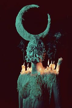 'Pagan Poetry' by Polish photographer Macin Nagraba All costumes made by Agnieszka Osipa. Dandy, Pagan Poetry, Foto Art, Dark Beauty, Costume Design, Dark Art, Witchcraft, Magick, Picsart