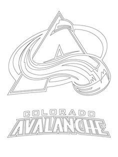 coloring pages of montreal canadiens logos | Print ottawa senators logo nhl hockey sport coloring pages ...