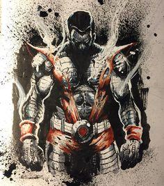 Awesome Art Picks: Colossus, Kylo Ren, Batman, and More - Comic Vine