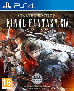 New Deal Added. #FinalFantasyXIV Online Starter Edition #Deal #PS4 https://gamecheck.co.uk/product/final-fantasy-xiv-online-starter-edition-ps4/