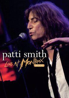 姉御!!まだまだカッコイイぜ! Patti Smith / Live at Montreux 2005