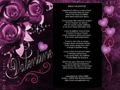 Love It!  Valentines Poem