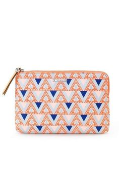 Capri Pouch - Mosaic Triangle Perfect for a clutch on the go! www.stelladot.com/alliwwillford