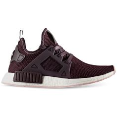 adidas Women's Nmd XR1 Casual Sneakers from Finish Line ($150) ❤ liked on Polyvore featuring shoes, sneakers, adidas trainers, adidas shoes, adidas sneakers, adidas footwear and adidas