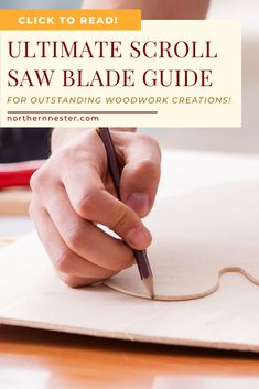 This scroll saw blade guide ensures you choose the right tools for the job, so your woodwork creations come out flawless every time! Woodworking Projects Diy, Wood Projects, Broken Blade, Best Scroll Saw, Scroll Saw Blades, Scroll Saw Patterns, Wood Tools, Repair Shop, Sierra