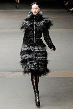 Sarah Burton for Alexander McQueen, Autumn/Winter 2011, Ready to Wear