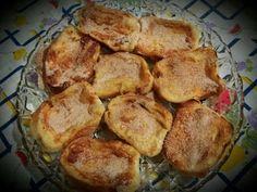cromas da cozinha: Rabanadas no forno