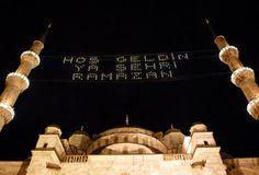 Sonsuz Ark: SA1428/KY30-HR4: Mahya Tadında Hoşgeldin Ramazan