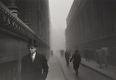 London 1951, Robert Frank