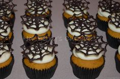 webs of chocolate