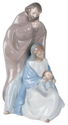 A Child Is Born, NAO by LLadro Porcelain Figurine available at AllSculptures.com