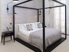 Tranquil Master Bedroom by Olive Design Studio