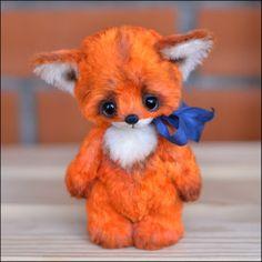 What a cute little stuffed animal!!!