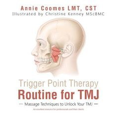 Buy Trigger Point Therapy Routine for Tmj: Massage Techniques to Unlock Your Tmj by Annie Coomes LMT CST and Read this Book on Kobo's Free Apps. Discover Kobo's Vast Collection of Ebooks and Audiobooks Today - Over 4 Million Titles! Tmj Massage, Self Massage, Massage Therapy, Jaw Pain, Posture Exercises, Trigger Point Therapy, Self Treatment, Muscle Anatomy, Massage Techniques