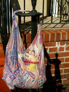 Dancing Peace and Love Purse.