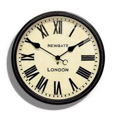 Newgate Clocks Battersby Wall Clock