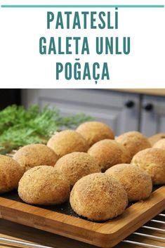 Poğaça Tarifi Pasta, Hamburger, Bread, Food, Meal, Hamburgers, Brot, Breads, Hoods