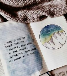 at the moon. Even moon is lonely but does it's task perfectly. Look at the moon. Even moon is lonely but does it's task perfectly. Look at the moon. Even moon is lonely but does it's task perfectly. Bullet Journal Art, Bullet Journal Inspiration, Journal Quotes, Journal Pages, Citation Photo Insta, Deep Drawing, Look At The Moon, Cute Quotes, Poem Quotes