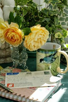 Aiken House & Gardens: Afternoon Tea in the Conservatory