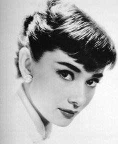Intemporelle Audrey Hepburn..
