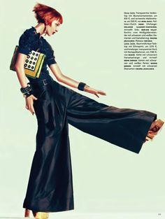 "Vogue Germany, ""Dance! Dance!"""