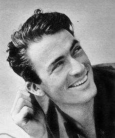 Gregory Peck looking very dreamy.