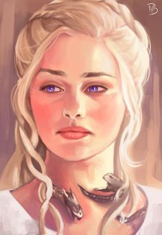 ArtStation - Game of Thrones, Maider B. Obsidi