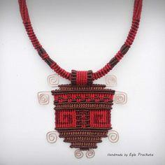 Handmade Jewelry Statement Necklace Choker by ThousandKnots