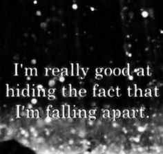 No need for an explanation by time_to_let_go_of_life Im Falling Apart, Depression Awareness, Bipolar, Letting Go, Favorite Quotes, Anxiety, Facts, Let It Be, Life