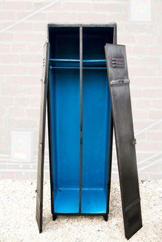 Vestiaire métallique by Glenn Soul'Art