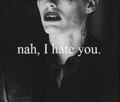Discovered by Find images and videos about black and white, hate and jared leto on We Heart It - the app to get lost in what you love. Jared Leto Joker, Joker Pics, Joker Art, Joker Cosplay, Suiced Squad, Dc Comics Peliculas, Harley And Joker Love, Bad Boy Aesthetic, Joker Wallpapers