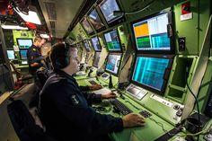 Submarine Analysis Workstations