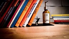 Twitter / HHudsonTaylor: What a wonderful design for a bookend!