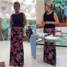 Look da Ana n°291   Beleza   Ana Maria Braga