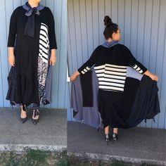 One of a Kind Patchwork Dress www.featherflys.com Instagram: @featherflys