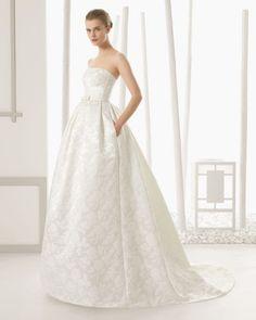 Noivas altas: os 30 vestidos que não vai querer perder Image: 11