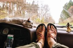 A little #vladimirkitten. A little @ourvieadventures. #ChacoNation