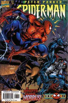 Image result for Morbius comic book