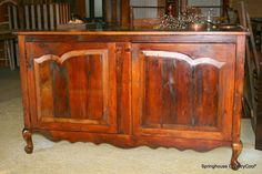 reclaimed 18thc. pine sideboard designed by springhouse furnishings