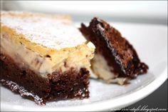 IRRI style: Mascarpone ir juodojo šokolado pyragas
