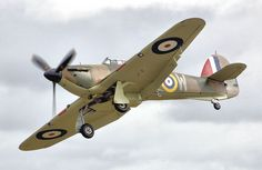 Hawker Hurricane Mk I - Fighter