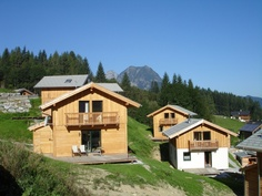casette in legno-montagna