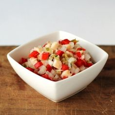 Ceviche by dbcurrie. Mmmmmm, craving this!