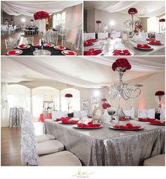 WEDDING RECEPTION DECOR  @angelica1234578